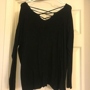 Urban Outfitters Sweaters - Urban Outfitters Black Sweater